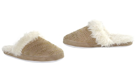 Olivia Miller Women's Heat-Sealed Slippers
