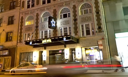 Boutique Hotel in Downtown Chicago