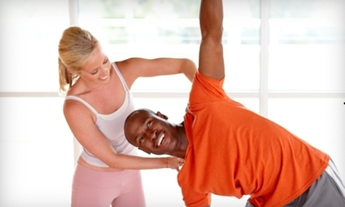 YogaWorks - Westchester: $45 for One Month of Unlimited Yoga Classes at YogaWorks ($149 Value)