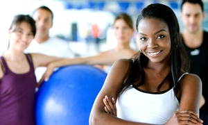 Anytime Fitness: 10 or 20 Gym Passes Including Fitness Classes at Anytime Fitness (Up to 83% Off)