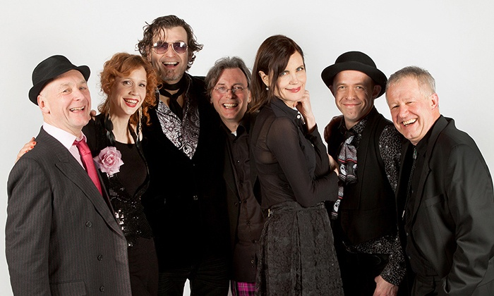 """Sadie & The Hotheads feat. Elizabeth McGovern of Downton Abbey - The Egg: Sadie & The Hotheads Feat. Elizabeth McGovern of """"Downton Abbey"""" at The Egg on December 10 (Up to 54% Off)"""