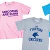 Kidteez Toddler Girls' Unicorn T-Shirts