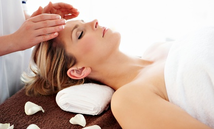 One, Two or Three 60-Minute Reiki Sessions at Equilibriumz Reiki (Up to 62% Off)