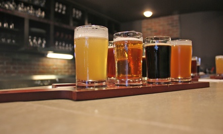 $99 for Royal Oak Brewery Walking Tour for Two with Gift Package fromMotor City Brew Tours ($130 value)