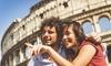 Associazione Culturale Gaudium - roma: Itinerario a scelta per scoprire Roma e Ostia antica con l'Associazione Culturale Gaudium(sconto fino a 52%)