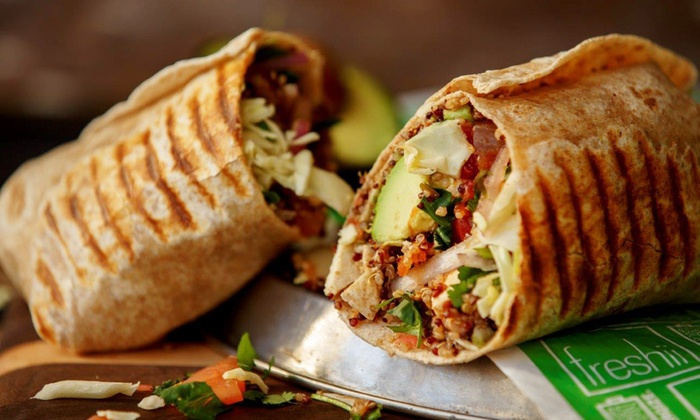 Freshii Burnside - Dartmouth: Two or Three Groupons, Each Good for $10 Worth of Salads and Smoothies at Freshii (40% Off)