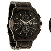 Brillier Men's Buzz Collection Chronograph Watches