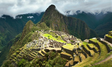 groupon daily deal - 7-Day Tour of Peru with Round-Trip Airfare, Guided Tours, and Accommodations. Price/Person Based on Double Occupancy.