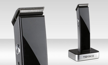 Trym II Rechargeable Hair, Mustache, and Beard Trimmer