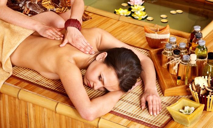 Sheeba Herbal Beauty Salon - Multiple Locations: A 60-Minute Full-Body Massage at Sheeba Herbal Beauty Salon (51% Off)