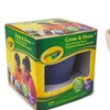 "Crayola ""Decorate It"" Chalk Flower Pot Collection (2-Pack)"