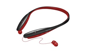 LG Tone Infinim HBS-900 Wireless Bluetooth In-Ear Headset  at LG Tone Infinim HBS-900 Wireless Bluetooth In-Ear Headset, plus 6.0% Cash Back from Ebates.