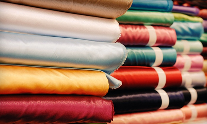 Pyron's - Lytle: $15 for $30 Worth of Fabric and Textiles at Pyron's in Lytle