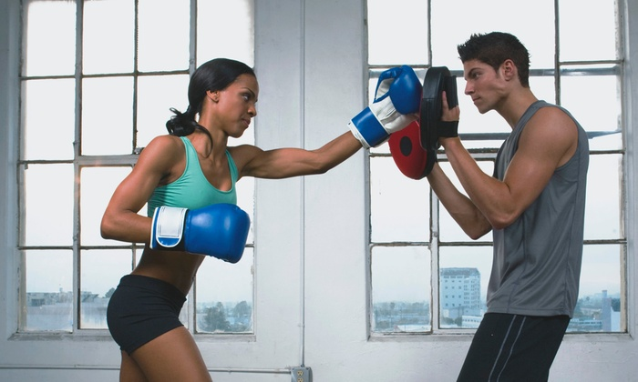 Boston Boxing & Fitness - North Allston: Five Boxing Classes or One Month of Unlimited Classes at Boston Boxing & Fitness (Up to 80% Off)