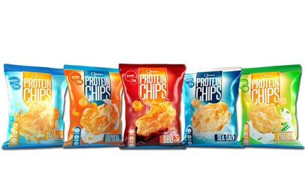 Quest Protein Chips Variety Pack (5 Bags)