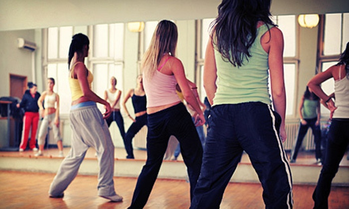 Kick It Out! Competitive Dance - East Lansing: $32 for 10 Zumba Classes at Kick It Out! Competitive Dance ($65 Value)