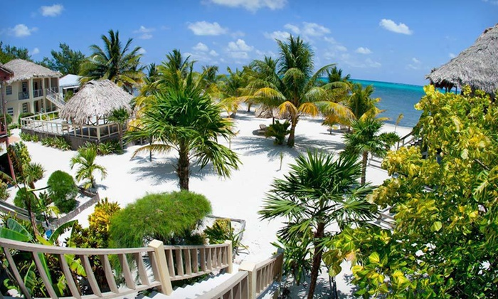 Exotic Caye Beach Resort - Ambergris Caye, Belize: Three-, Five-, or Seven-Night Stay at Exotic Caye Beach Resort in San Pedro, Belize