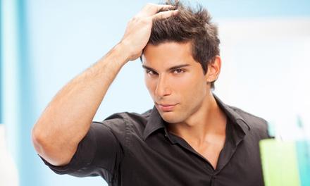 Shampoo, taglio e barba uomo
