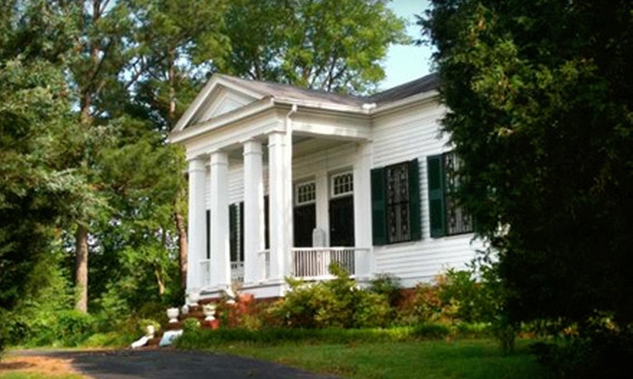The Cedars Plantation - Liberty Highlands: $149 for a Two-Night Stay for Two with Picnic at The Cedars Plantation in Munford (Up to $325 Value)