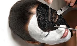 Soin visage/yeux+Séance mask O2+Séance peeling bio 100% naturel