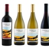 Cambridge & Sunset Mixed Wine Sampler (6-Pack)