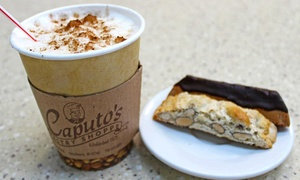 Caputo's Pastry Shoppe: Baked Goods at Caputo's Pastry Shoppe (50% Off). Two Options Available.