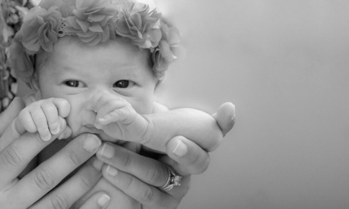 Lp Photography - Boston: 90-Minute Newborn Photo Shoot from Lp Photography (48% Off)