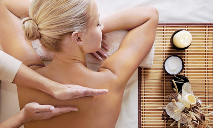 Harmony Life - Cary: 60-Minute Facial and 15-Minute Skin Treatment with Option for an Infrared-Sauna Session at Harmony Life (Up to 63% Off)