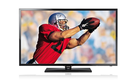 Samsung 32 In. LED 1080p Slim HDTV. Free Returns.