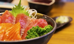 Pokeology: $15 for a Poke or Sushi Bowl Meal for Two at Pokeology ($22.20 Value)