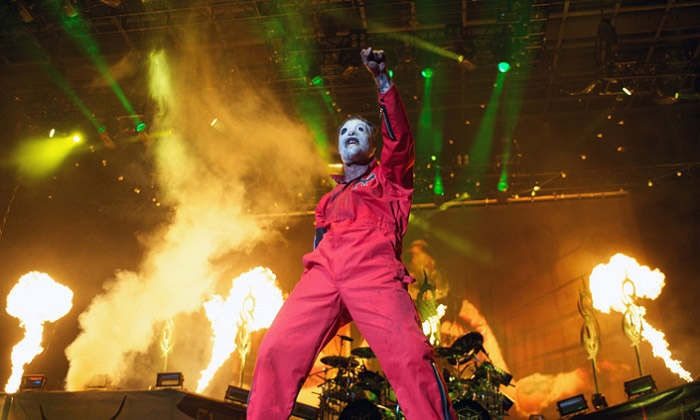 Slipknot with Special Guest Korn - The Acre: Slipknot with Special Guest Korn at Tsongas Center at UMass Lowell on December 7 at 7 p.m. (Up to 53% Off)