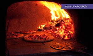 La Scala Restaurant: Two-Course Italian Meal for One or Two at La Scala Restaurant (Up to 58% Off), Leicester Square
