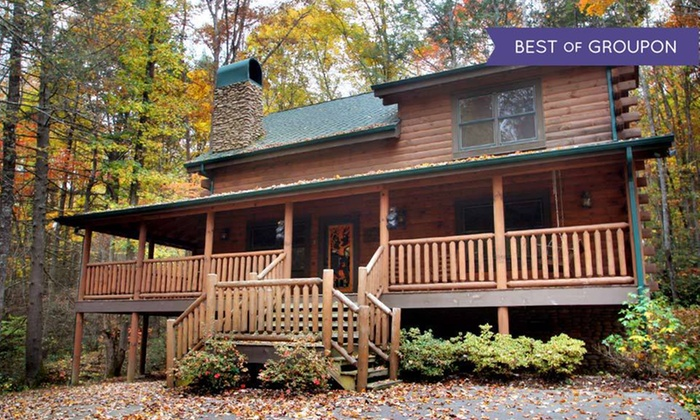 Mountain Air Cabin Rentals - Mountain Air Cabin Rentals: 3-Night Cabin Stay for Up to 12 at Mountain Air Cabin Rentals in Greater Pigeon Forge,TN. Combine Up to 6 Nights.