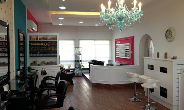 7 shades hair and beauty salon in dubai groupon For7 Shades Salon Dubai