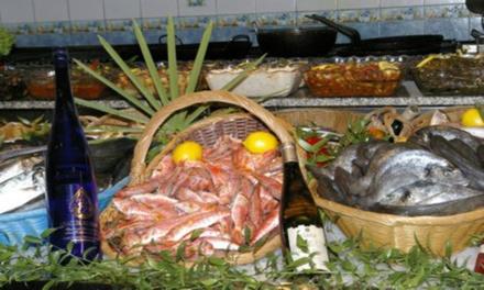 1kg dassortiment de poisson au choix avec accompagnement pour 2 ou 3 dès 49,90 € au restaurant Feyrouz Côté Mer