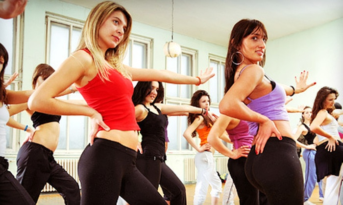 Zumba with Colleen - Barberton: Five Zumba Classes or One Month of Unlimited Classes at Zumba with Colleen (Up to 64% Off)