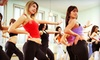 Zumba Classes with Colleen - Barberton: Five Zumba Classes or One Month of Unlimited Classes at Zumba with Colleen (Up to 64% Off)
