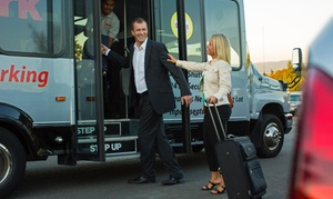 Alaska-Park: $13.99 for Two Days of Airport Valet Parking at Alaska-Park ($21.50 Value)