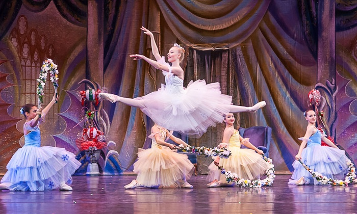 """Northern Virginia Youth Ballet Presents: """"The Nutcracker"""" - Hylton Performing Arts Center: Northern Virginia Youth Ballet Presents: """"The Nutcracker"""" on Saturday, November 28, at 2 p.m. or 6 p.m."""
