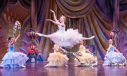 "Northern Virginia Youth Ballet Presents: ""The Nutcracker"" on Saturday, November 28, at 2 p.m. or 6 p.m."