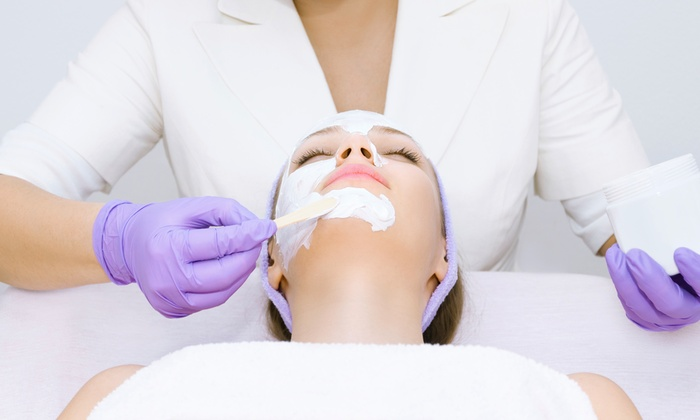 Therapeutic Skin Treatment - Oyster Point : $99 for a Skin Care Package with Two Face Treatments and One Week of Products at Therapeutic Skin Treatment ($207 Value)