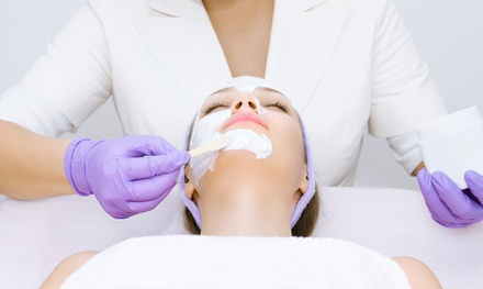 $99 for a Skin Care Package with Two Face Treatments and One Week of Products at Therapeutic Skin Treatment ($207 Value)