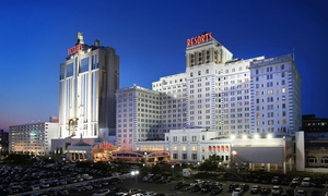 Resorts Casino Atlantic City: Casino Package for One or Two at Resorts Casino Atlantic City and ResortsCasino.com (50% Off)