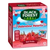 Black Forest Valentine Hearts Fruit Snacks (28-Pack)