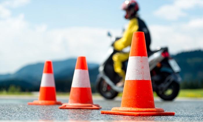 Formation à la conduite de 125 cm³, AM ou passerelle A2/A dès 149 € chez Auto Ecole, Lésigny