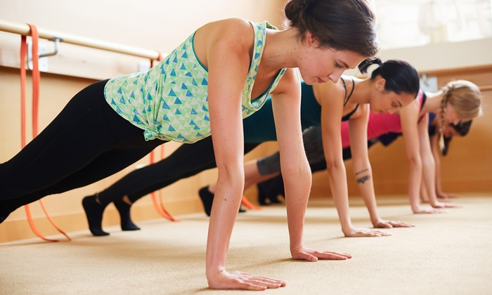 Cardio Barre-Coral Springs - Coral Springs: $39 for Five Cardio Barre Classes at Cardio Barre ($100 Value)