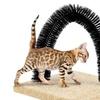 Pretty Kitty Brush and Massage Center with Bonus Cat Nip
