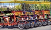 Wheel Fun Rentals - City Park: $15 for $30 Worth of Bicycle, Surrey, Pedal Boat, or Kayak Rental at Wheel Fun Rentals