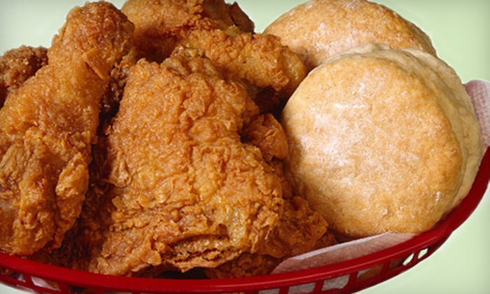 The Chicken Barn - Multiple Locations: $10 for $20 Worth of Chicken at The Chicken Barn. Two Locations Available.