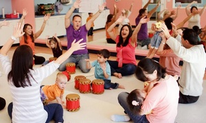 MusicalMe: 12 Kids and Parents' Music Classes at MusicalMe (Up to 49% Off). Three Options Available.